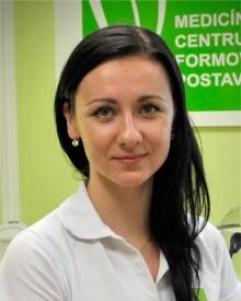zdravotná sestra Bc. Jana Danisová