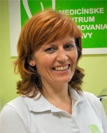 zdravotná sestra Mária Klincová